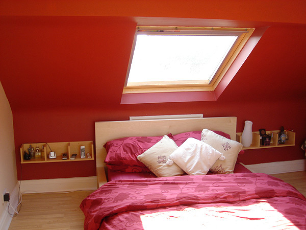 Our bedrooms portfolio shows various bedroom, dressing room, playroom, entertainment room and study loft conversions