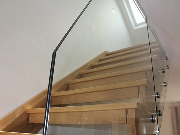 Our bedrooms portfolio shows how we've incorporated stairs in loft conversions